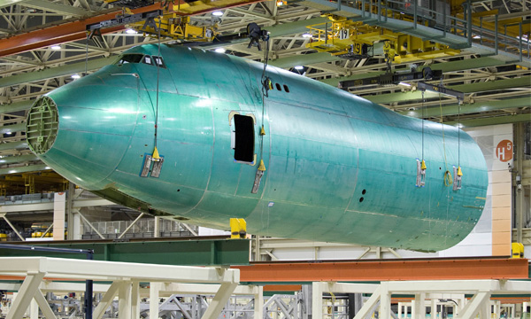 Boeing siffle la fin définitive de la production du 747-8