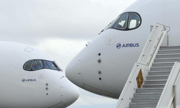 Airbus annonce une perte nette de 1,9 milliard d'euros au premier semestre mais se dit prêt pour traverser la crise