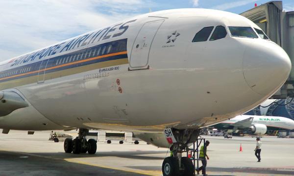 Singapore Airlines enregistre une perte record entre avril et juin