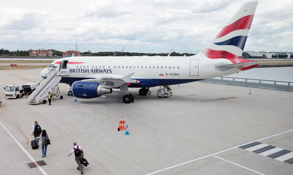 A318 London City - New York : British Airways jette l'éponge