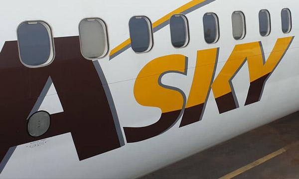 ASKY revient dans les airs sans réduire sa taille