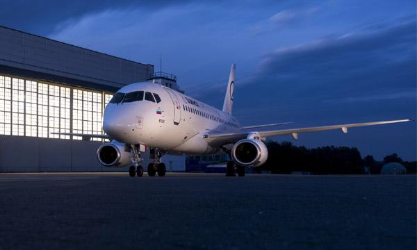 Rostec rend le Superjet encore plus russe