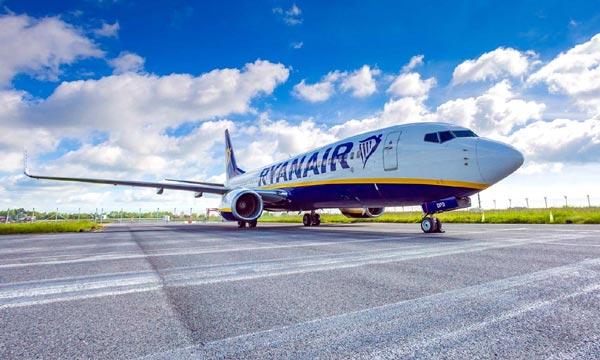 Ryanair contraint de baisser son trafic à la rentrée — Coronavirus