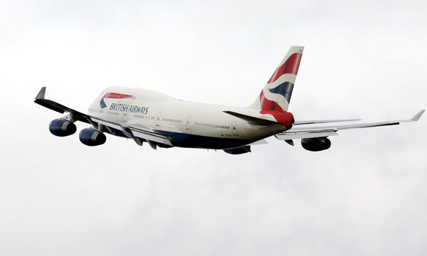 British Airways retire son premier Boeing 747 du service