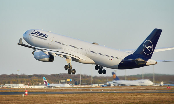 Pas de licenciements secs de pilotes avant avril 2021 chez Lufthansa