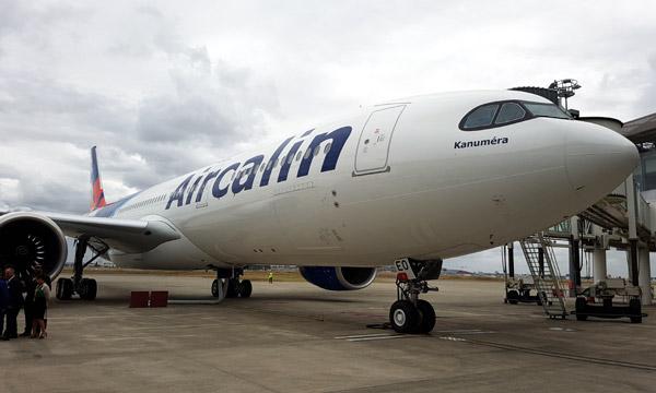 La Nouvelle-Calédonie tente de sauver ses deux compagnies aériennes