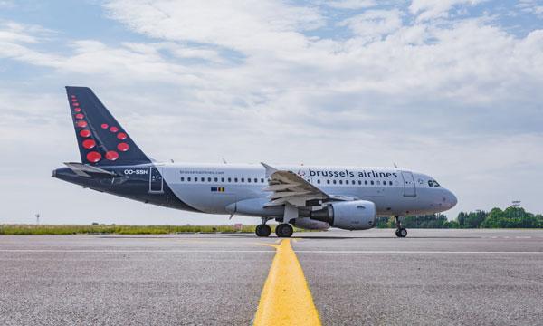 Feu vert de l'UE au soutien belge à Brussels Airlines