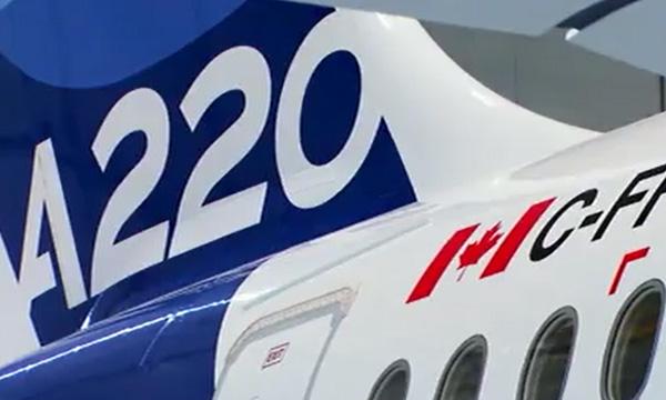 Satair reprend la distribution des pièces détachées de l'Airbus A220