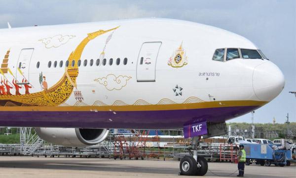 Feu vert de la justice à la demande de restructuration de Thai Airways