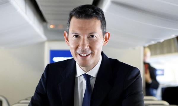 Air France-KLM : les aides permettront de « tenir moins de 12 mois », selon Ben Smith
