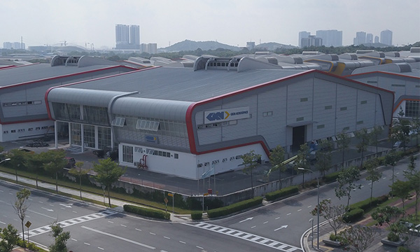 First repairs for GKN Aerospace in Malaysia
