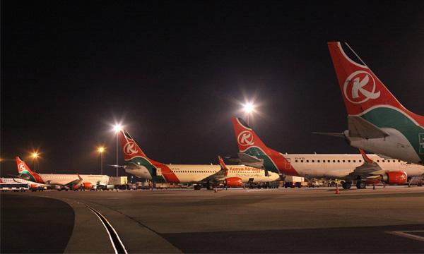 Le plan de nationalisation de Kenya Airways se grippe