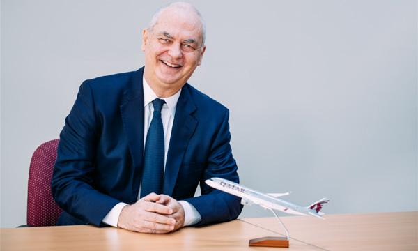 Entretien avec Thierry Antinori, directeur de la Stratégie et de la Transformation de Qatar Airways