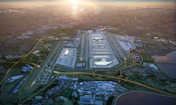 Heathrow takes third runway challenge to Supreme Court