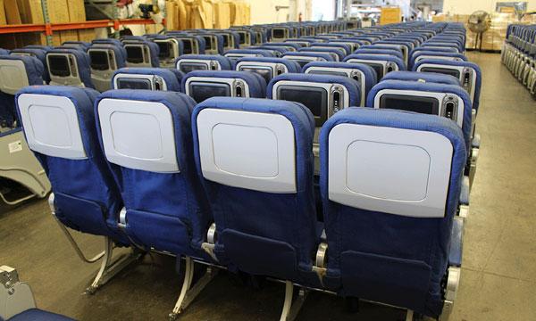 Le marché du rétrofit de cabine pourrait être réduit de moitié jusqu'en 2026