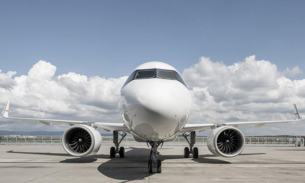 First ACJ319neo completed by Jet Aviation in Basel