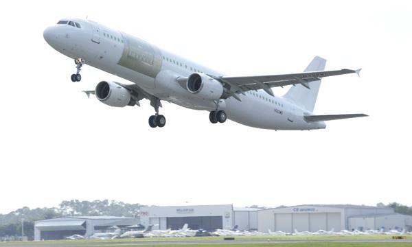 Les A321 tout cargo se multiplient
