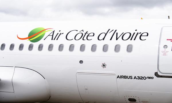 Air Côte d'Ivoire mise sur ses avions de la famille A320neo pour atteindre une rentabilité escomptée d'ici 2022