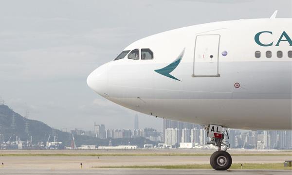 Cathay Pacific s'attend à opérer à 50% de ses capacités en 2021