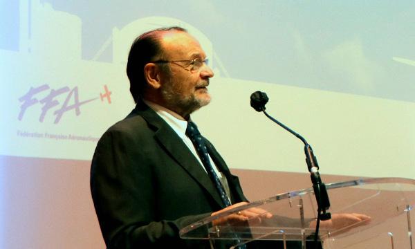 Entretien avec Jean-Luc Charron, président de la Fédération Française Aéronautique
