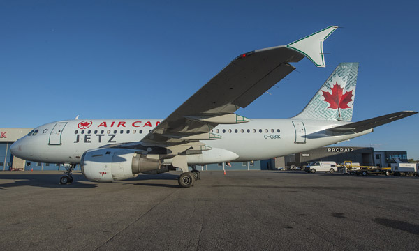 Air Canada va proposer des vols entièrement en classe affaires cet hiver