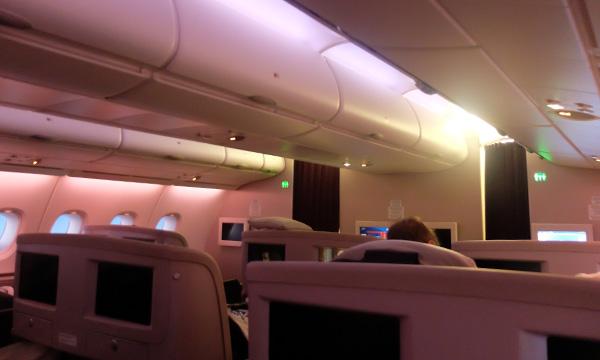 Privées de leur classe affaires, les compagnies aériennes souffrent
