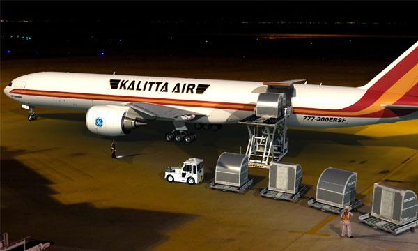 Kalitta Air sera opératrice de lancement du Boeing 777-300ERSF de GECAS