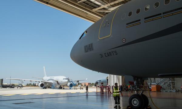 MCO : Sabena technics fait l'acquisition d'AeroTech Pro pour se renforcer sur les A330 MRTT et A400M