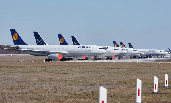 Lufthansa s'attend à un hiver difficile pour l'aérien