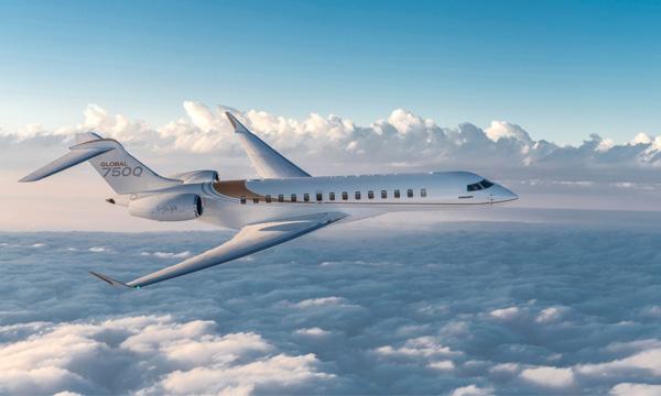 Bombardier profite d'une accélération de ses livraisons de Global 7500 au troisième trimestre