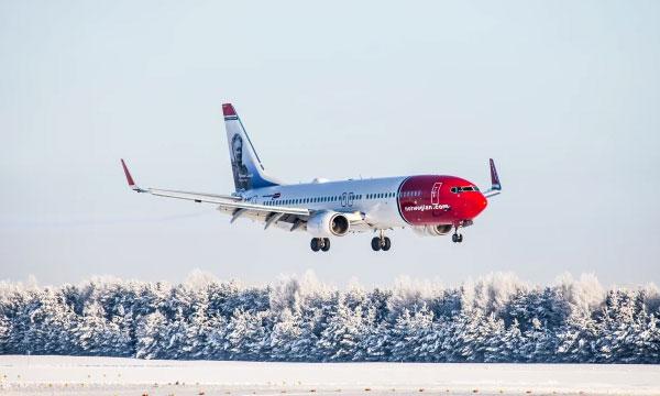 Norwegian réduit ses effectifs à 600 personnes et sa flotte active à six appareils pour l'hiver