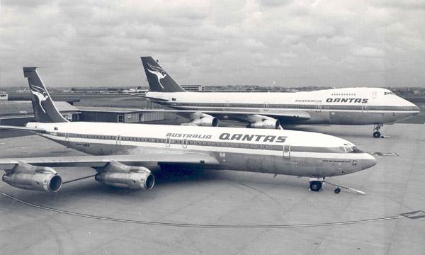 Qantas célèbre son centenaire en pleine crise