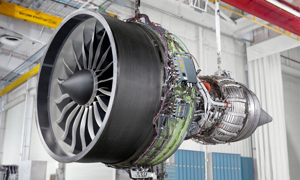 Sanad completed the maintenance of its 100th GEnx on behalf of GE