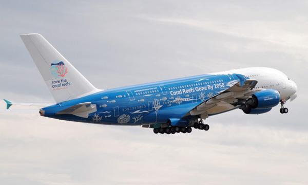 Hi Fly fait ses adieux à l'Airbus A380