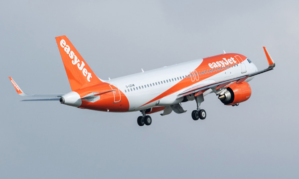 EasyJet delays delivery of 22 Airbus A320neo