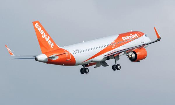 Easyjet repousse ses livraisons d'Airbus A320neo de plusieurs années