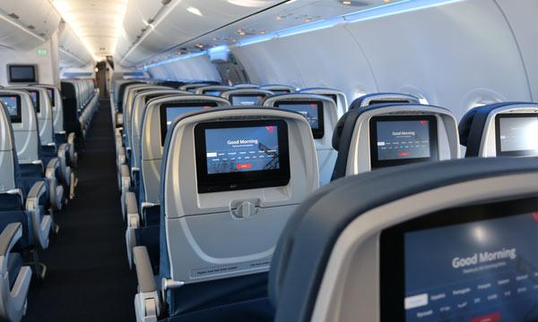 Delta Air Lines va équiper plus de 300 monocouloirs d'une nouvelle connectivité à haut débit Viasat