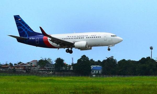 L'équipage du Boeing 737-500 de Sriwijaya Air n'a pas émis de signal de détresse