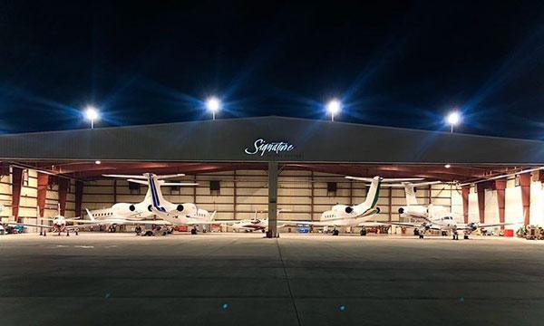 Les enchères montent pour le rachat de Signature Aviation