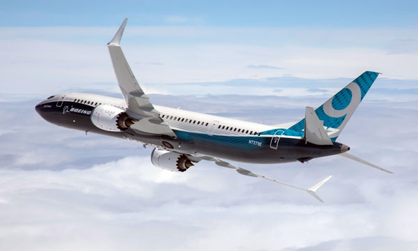 Boeing publie un bilan désastreux pour sa branche dédiée aux avions commerciaux