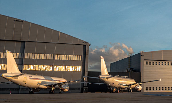 Blueberry Aviation launches a storage and maintenance programme in the Czech Republic