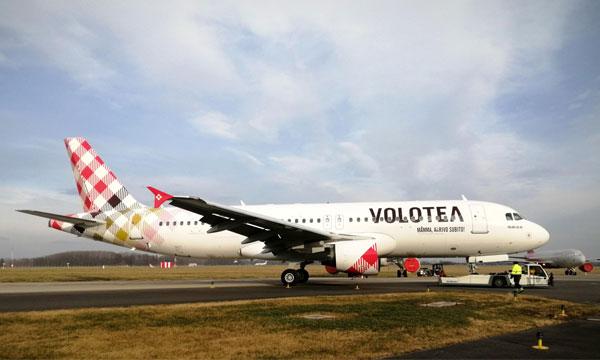 Volotea va exploiter au moins quinze Airbus A320 cet été