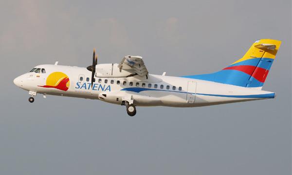 ATR signe un contrat de maintenance global avec Satena