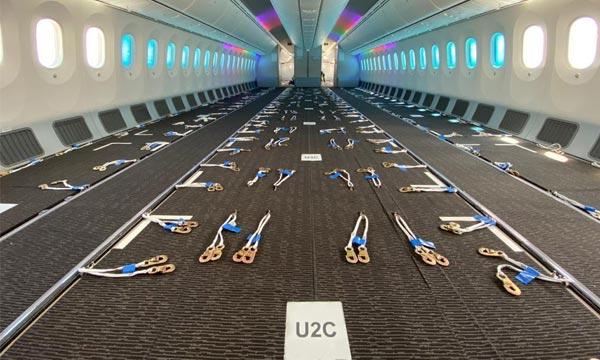 Avianor gère la première conversion au monde d'un Boeing 787 en Preighter