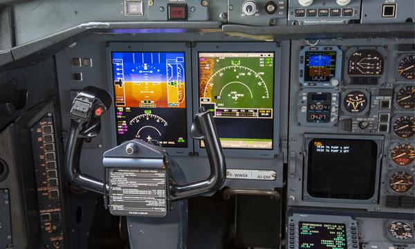 UPS modernise les cockpits de ses A300-600F avec Airbus