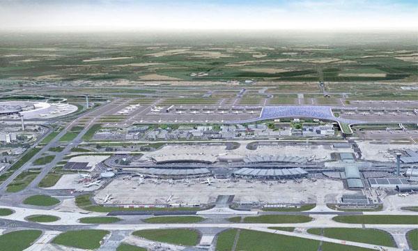 Le projet de terminal 4 à Roissy CDG est abandonné
