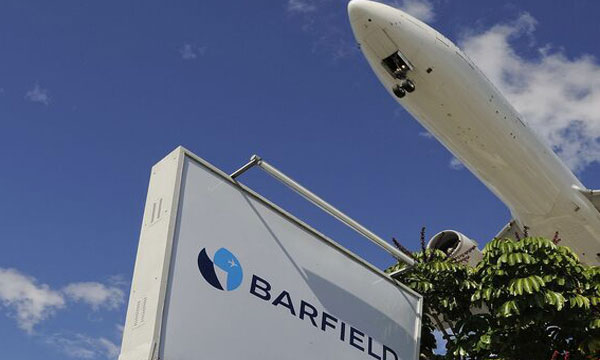 AFI KLM E&M : Barfield adjusts his organization and is awarded a new patent