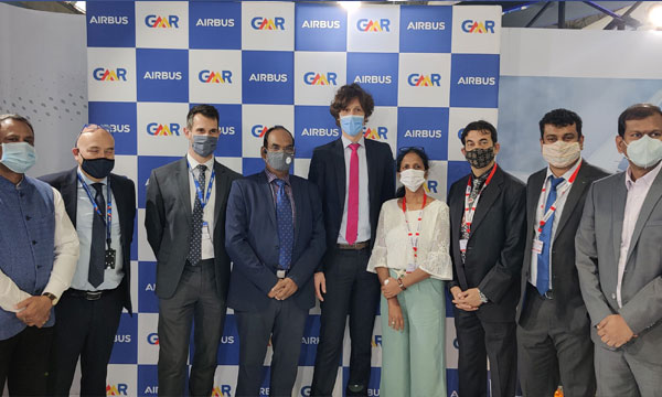 Airbus moves closer to GMR Group to collaborate on aviation services in India