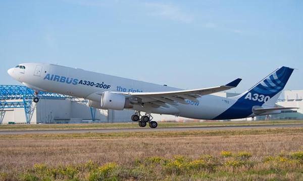 La nouvelle compagnie CMA CGM Air Cargo va démarrer avec quatre  Airbus A330-200F