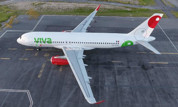 Viva Aerobus opte à son tour pour la solution de Safety Line